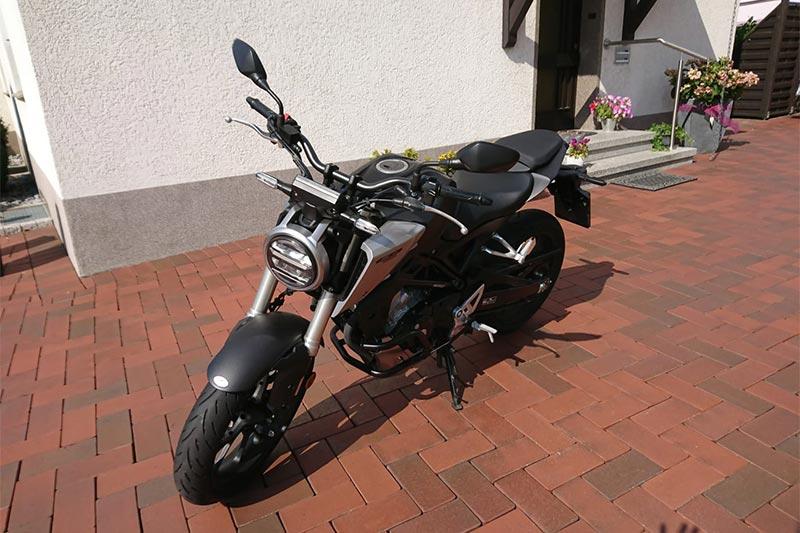 W. Lenke Motorrad